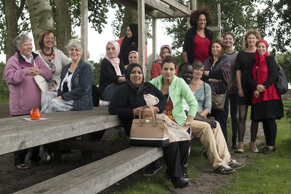 Eerste Gezondheidsambassadeurs 2014 foto Rufus de Vries voor bij Historie